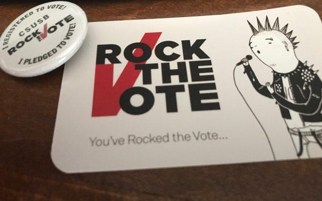 National Voter's Registration Day