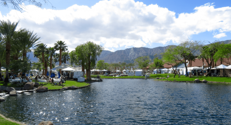 A day in the Coachella Valley (in pictures)