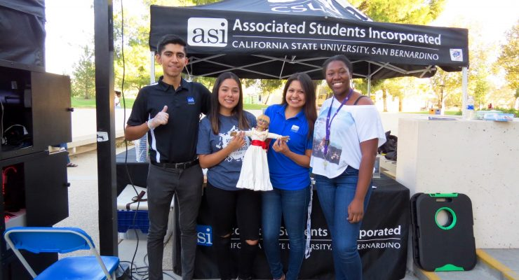 ASI hosts fall festivities and 'Annabelle' movie night