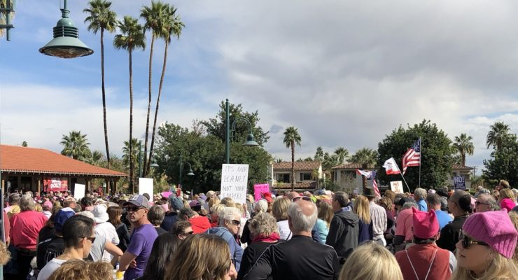 Palm Springs Women's March