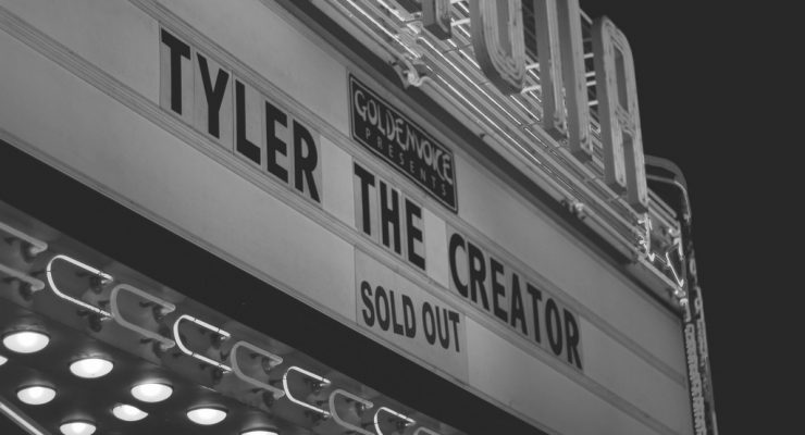 Tyler the Creator conquering the industry
