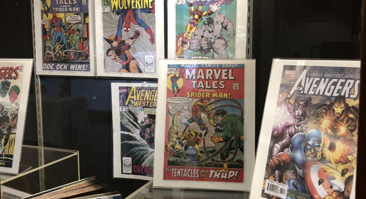Library hosts first Comic Book Expo