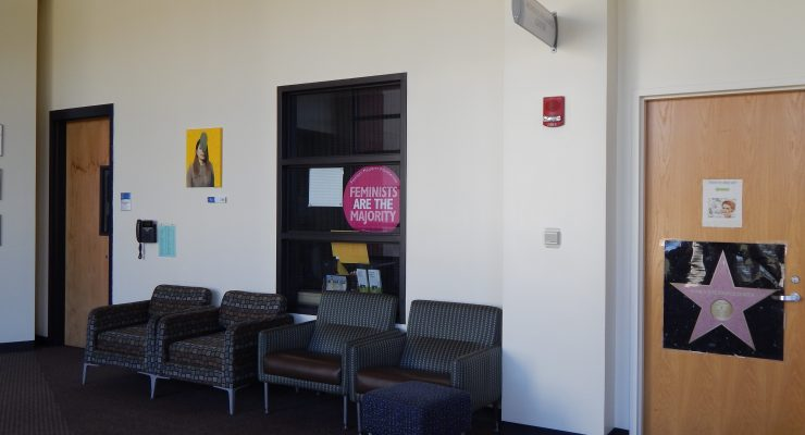 Women's Resource Center offers a cozy place to hangout