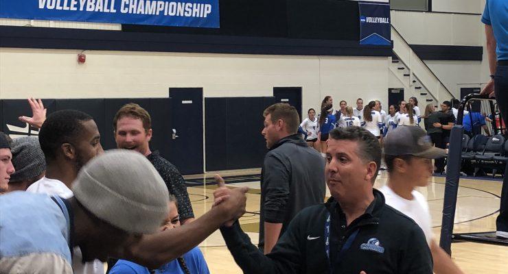 Introducing CSUSB Athletic Director Shawn Farrell