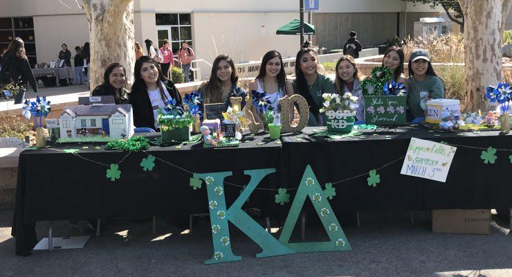 Kappa Delta Philanthropy Week