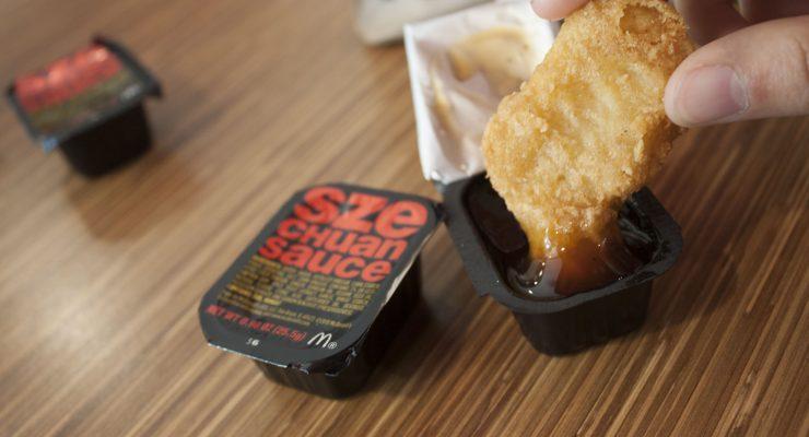 Szechuan sauce comes to our dimension