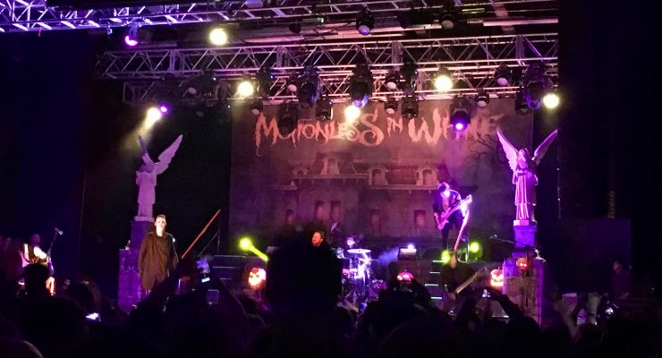 Motionless in White (feat. Ice Nine Kills and [not] Chelsea Grin)