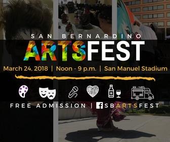 San Bernardino Art Festival