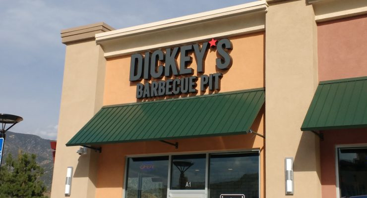 Dickey's Barbecue Pit Review