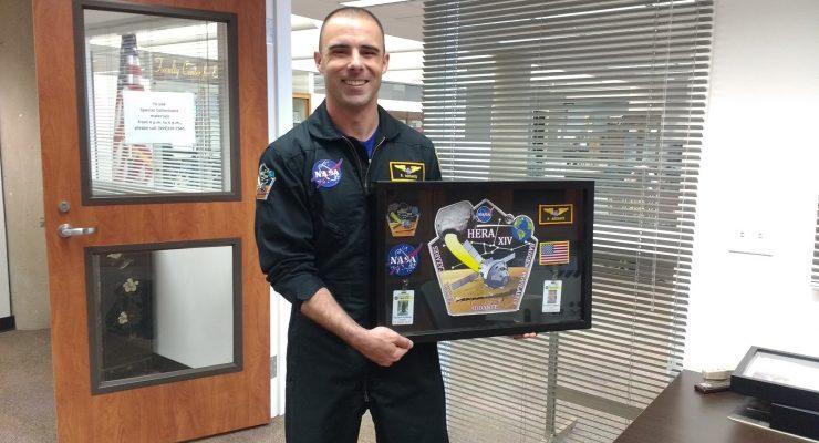 NASA Human Exploration Research Analog Presentation