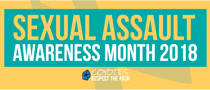 CSUSB observes Sexual Assault Awareness Month