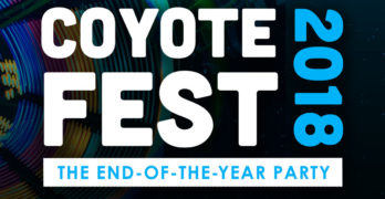Return of the annual Coyote Fest