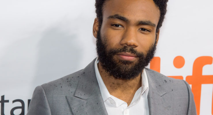 Donald Glover is the man of the hour