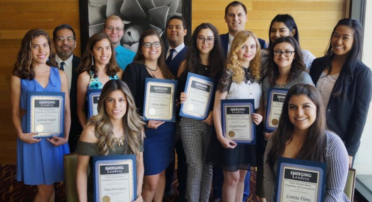 Emerging Leaders class graduates in Palm Desert