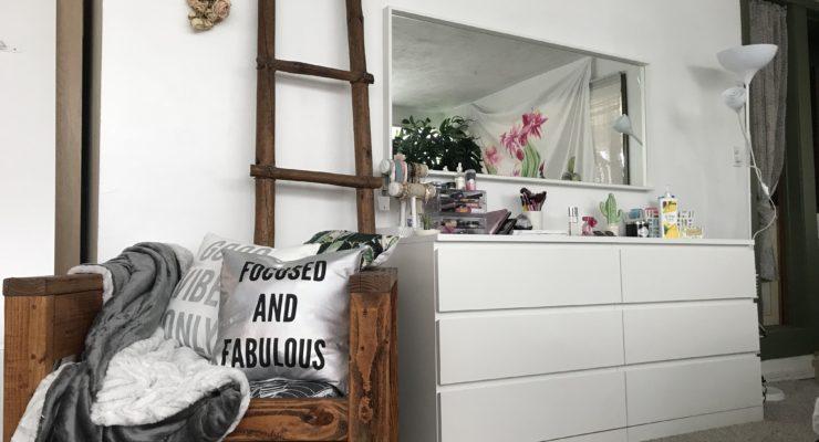 Cristina's Room DIYs: Chic on a Budget
