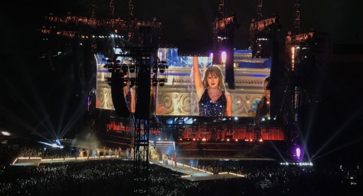 Return of Taylor Swift