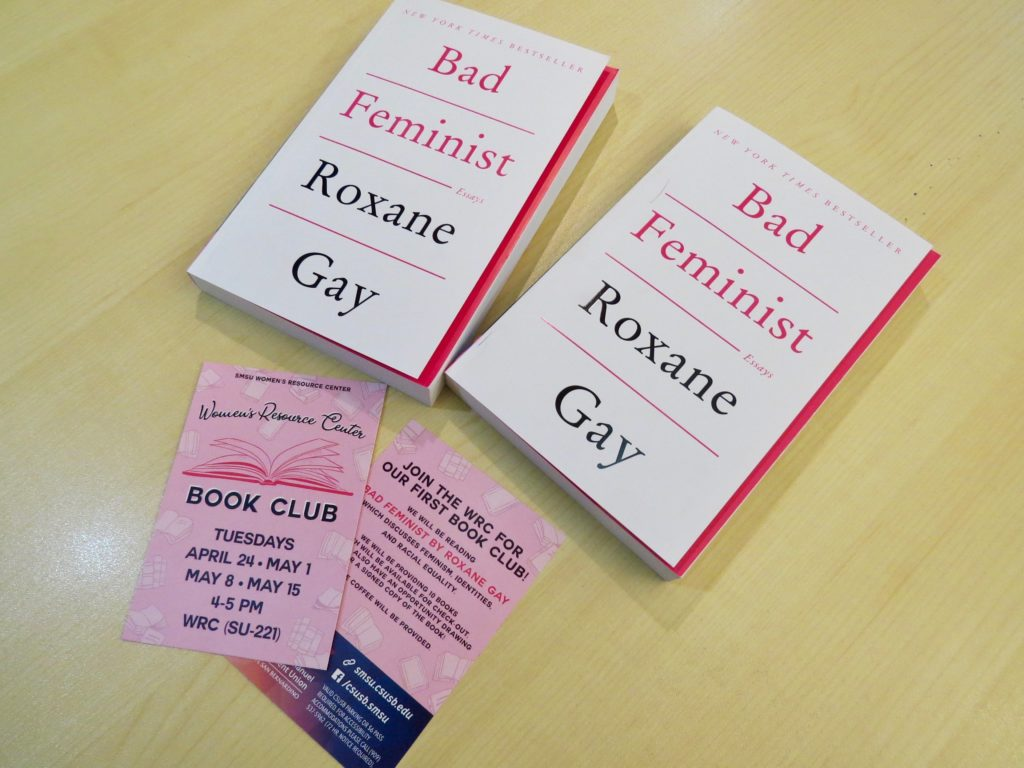 Womens Resource Center Starts Feminist Book Club  Coyote Chronicle The Womens Resource Center Book Club Is Reading Bad Feminist Essays By  Roxane Gay Crystal Harrellchronicle Photos Examples Thesis Statements Essays also Essay For English Language  Federalism Essay Paper