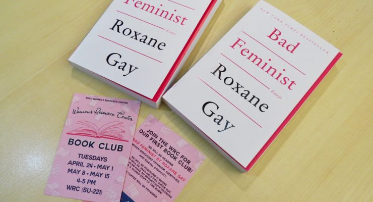 Women's Resource Center starts Feminist Book Club