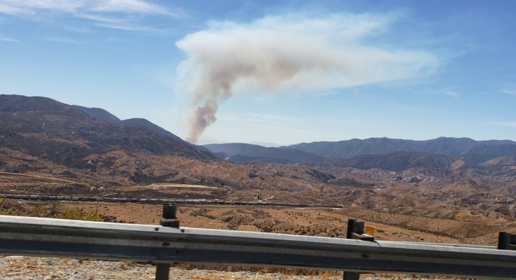 Freeway fire impacts commuter students