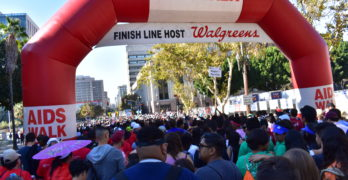 34th Annual AIDS Walk in Los Angeles