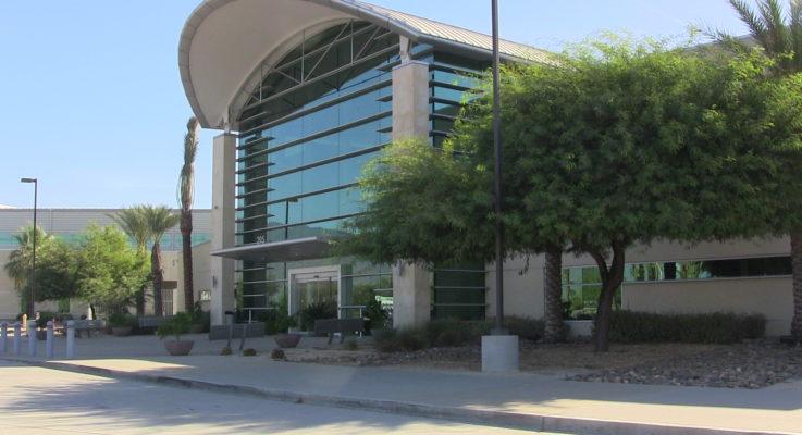 San Bernardino International Airport Growth