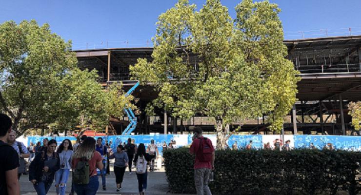 Upcoming Construction at Cal State University San Bernardino