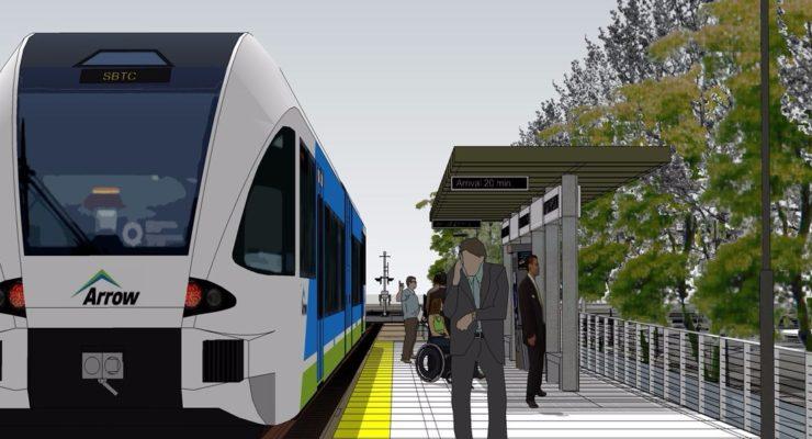 Redlands Passenger Rail Project