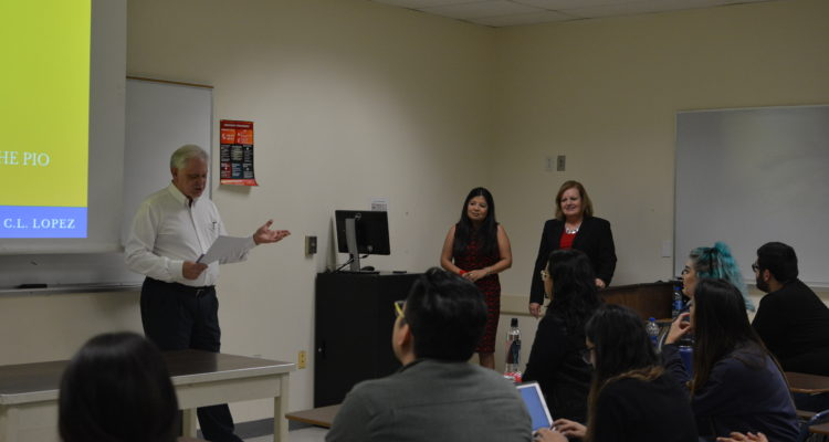 Public Relations Student Society of America Relaunches at CSUSB