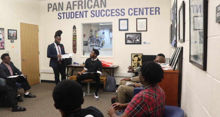 Student African American Brotherhood: Upcoming event, sense of unity and self-discovery