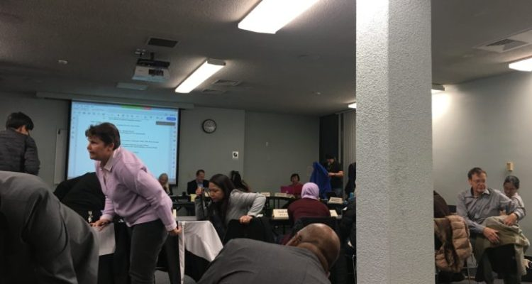 Faculty Senate Meeting Raised Questions about Safety and Pedagogy