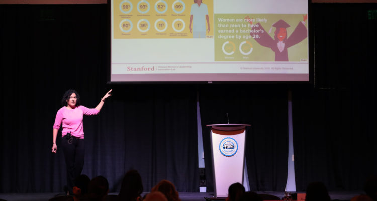 Women's Leadership Conference: Women are Achieving Higher Education Degrees and Certifications