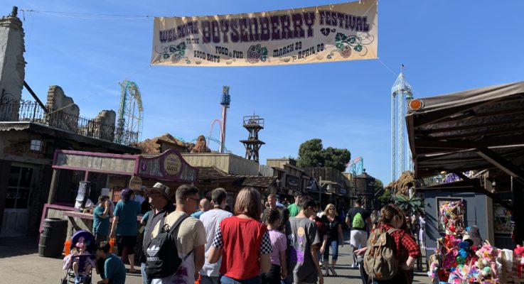 Catch the Knott's Boysenberry Festival before its too late