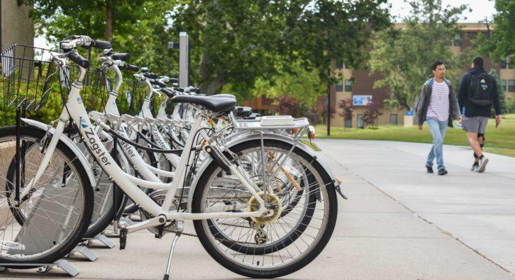 CSUSB: Coyote Bikes