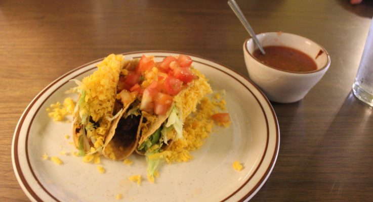Mitla Cafe: the taco that started it all