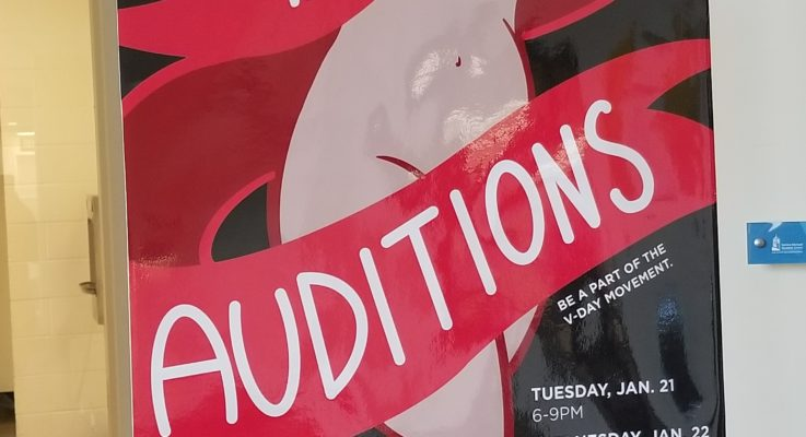 Fueling the feminist movement: 'Vagina Monologues' auditions