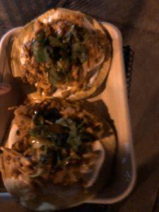 vegan tinga (a Mexican food)