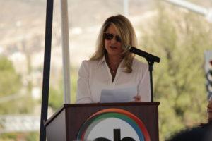 Dawn Rowe, Third District Supervisor for County of San Bernardino