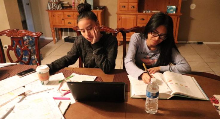 Balancing school and work