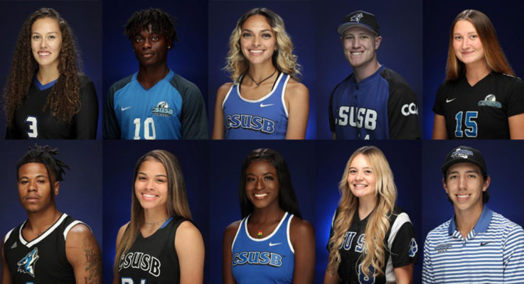 Vox pop: How are CSUSB athletes staying in shape during the pandemic?